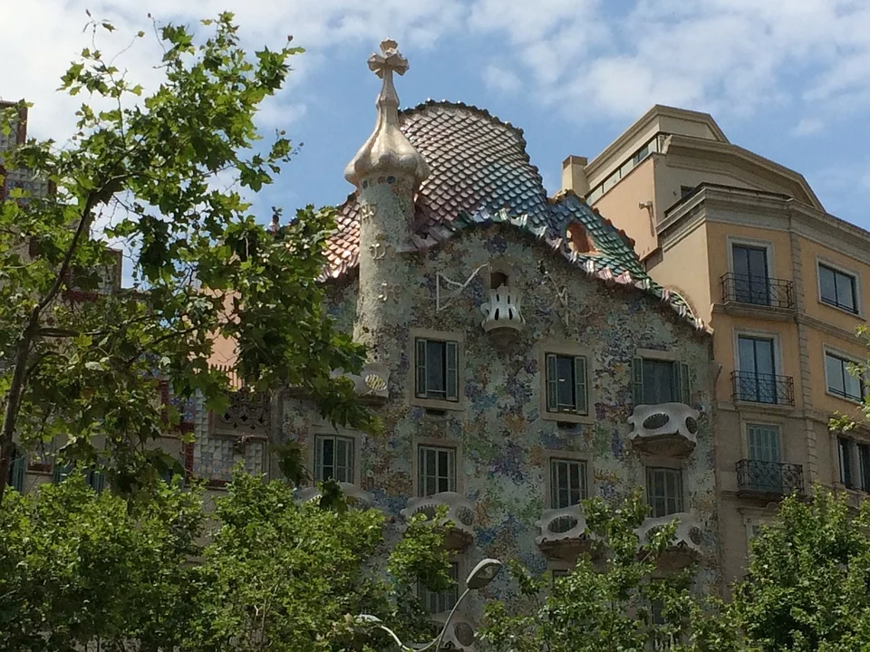 Quartier de l'Eixample - Barcelone - HomeExchange