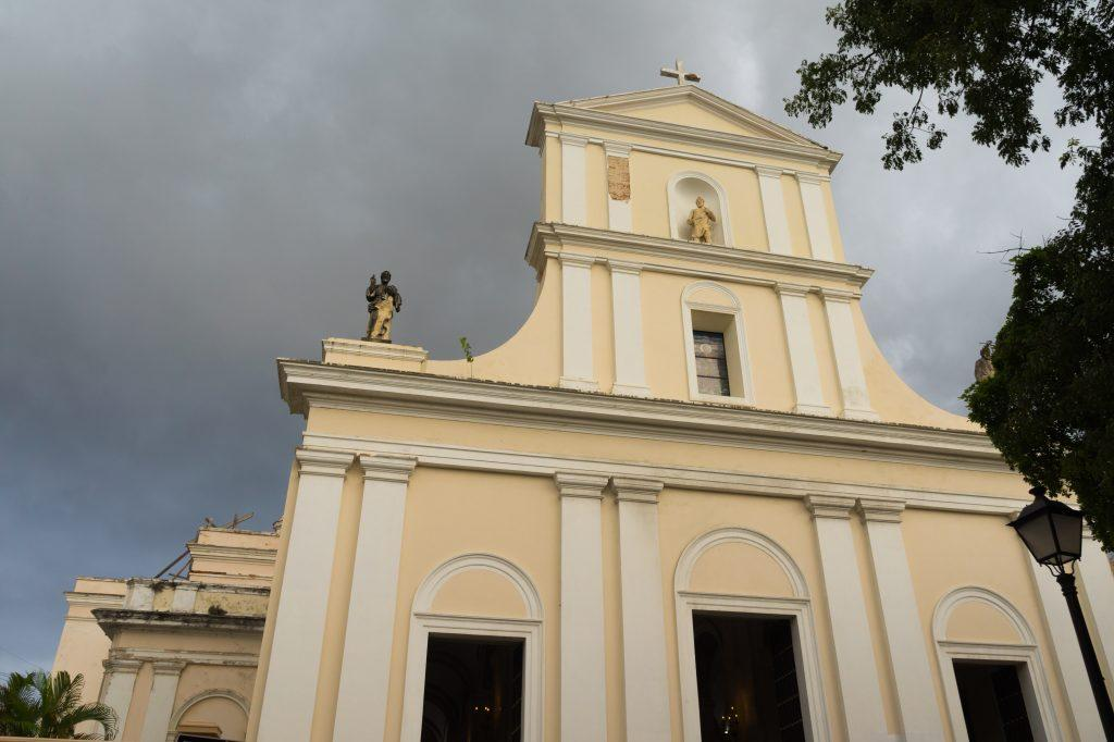 Cathedral San Juan Historical Site