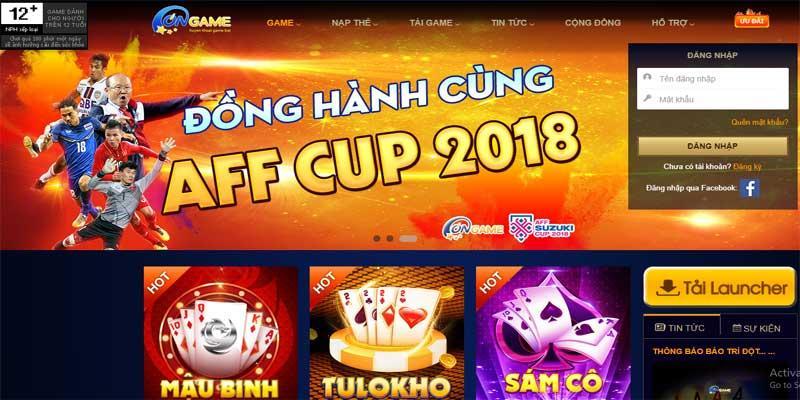 ONGAME VN - Nhà cái mang đặc tính của một thế giới đánh bạc