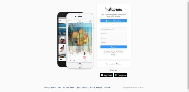 Instagram sử dụng phần mềm lập trình python