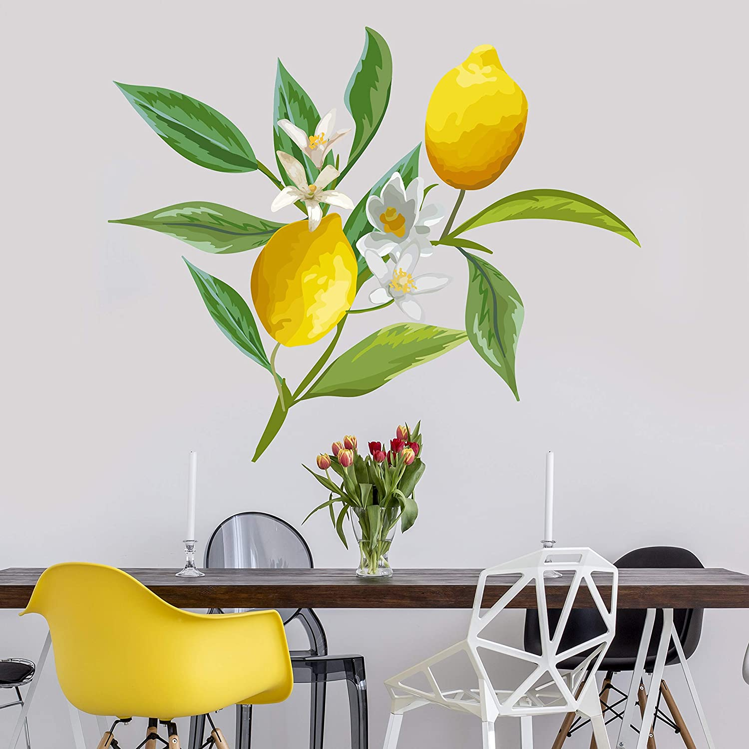 Dining Room Wall Fruits Decals