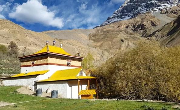 Image result for lhalung monastery images
