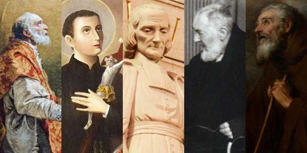 5 vị thánh có thể đọc được suy nghĩ của các linh hồn