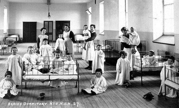 Muller Orphanage opens, Ashley Down, Bristol, 1832.: Photos, Orphanage ...