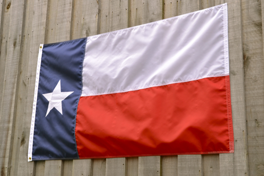 Texas Flag by Volunteer Traditions