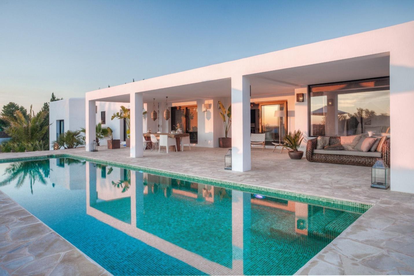 7 Desain Dan Denah Rumah Mewah Terbaru 2020 Elegan Dan Minimalis