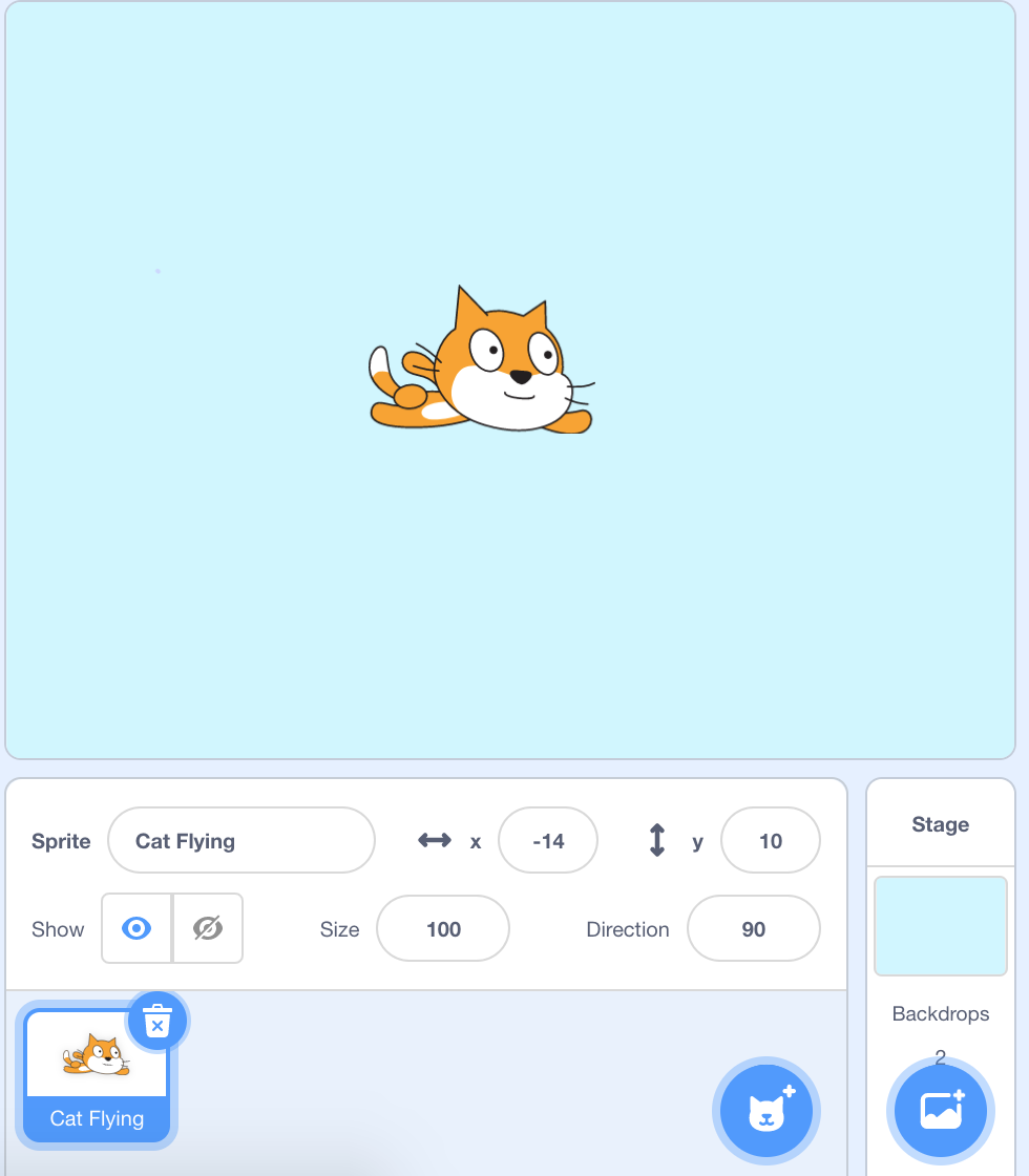 Scratch tutorial for kids