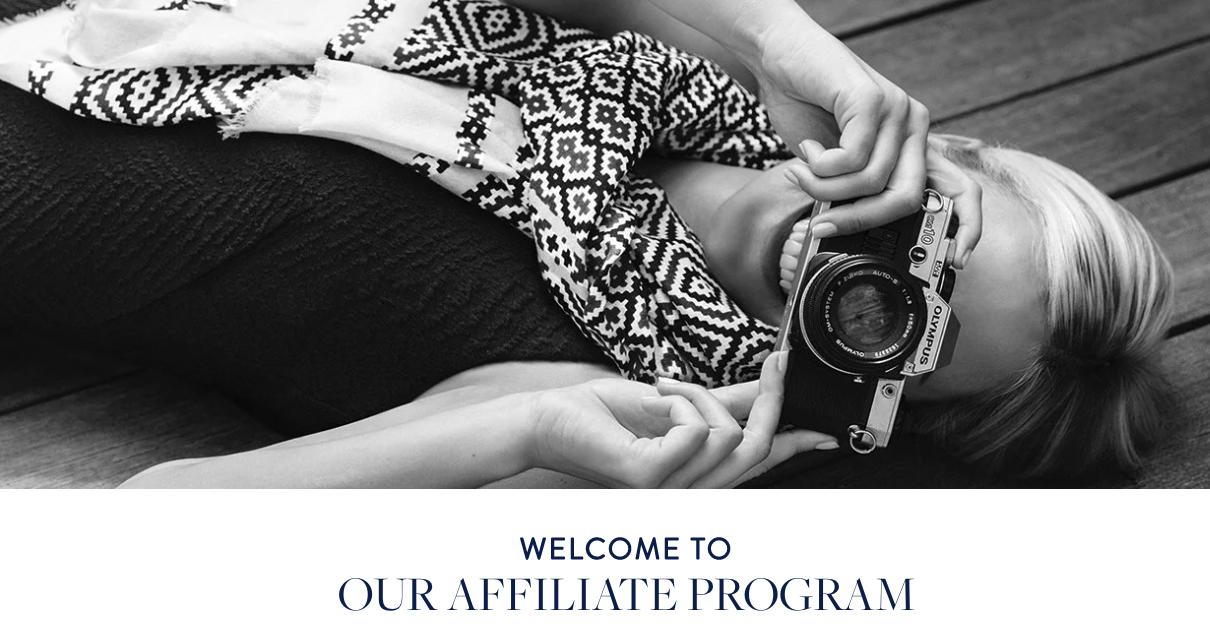 J Mclaughlin affiliate program