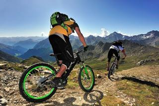 sehat dengan bersepeda