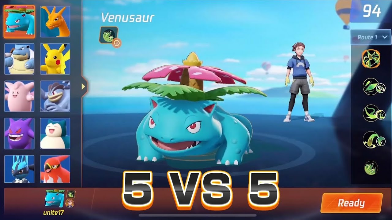 5 vs 5