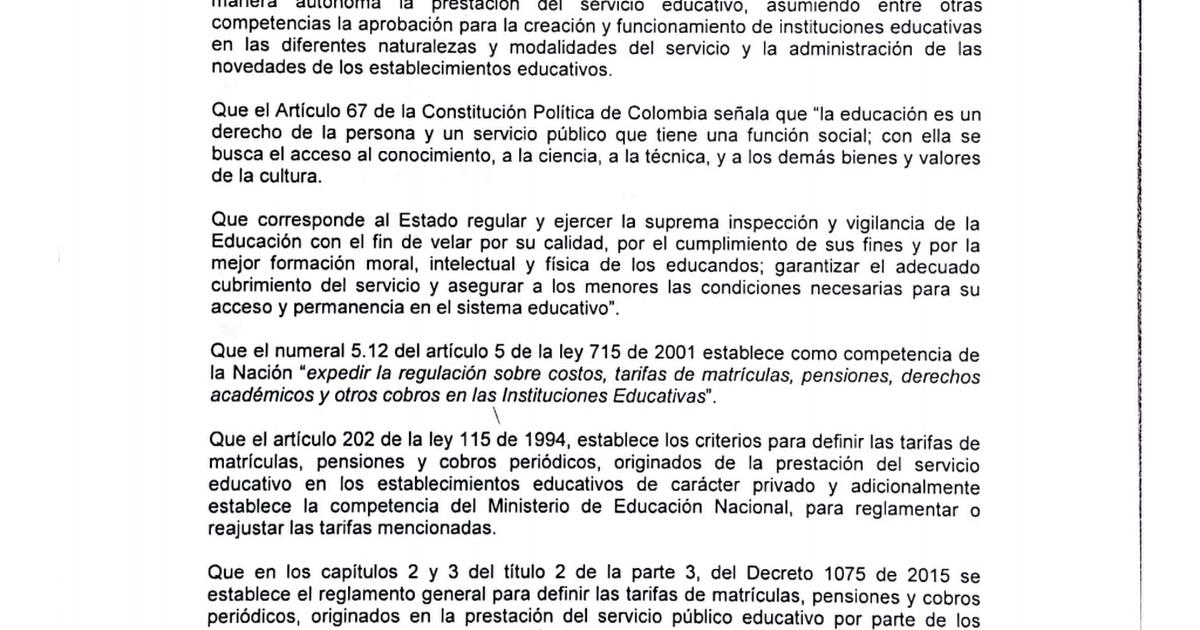 Colegio La Nueva Esperanza Del Manana Pdf Google Drive