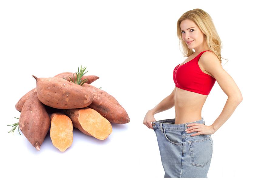 Ăn khoai lang tăng cân hay giảm cân luôn là nỗi trăn trở của mọi người