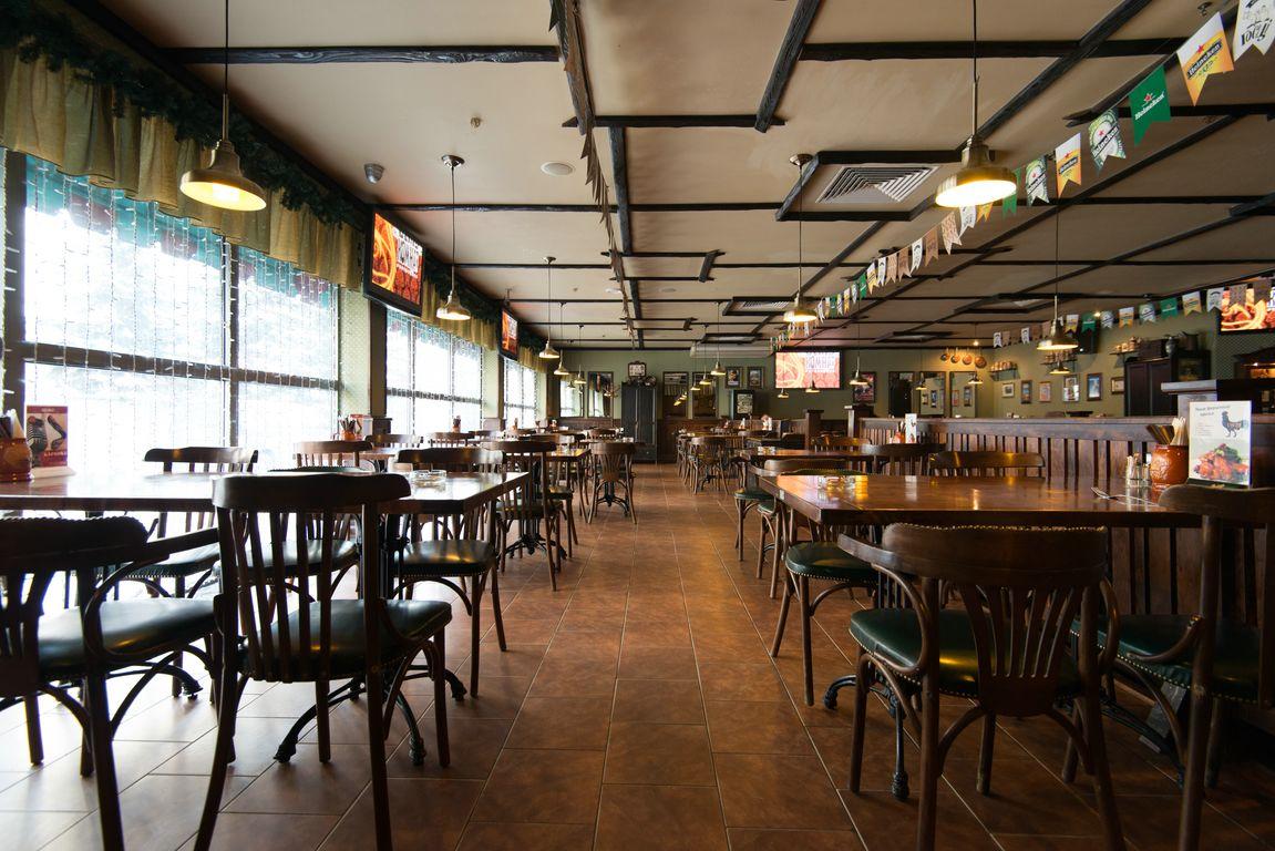 Ресторан «Гости» в Минске