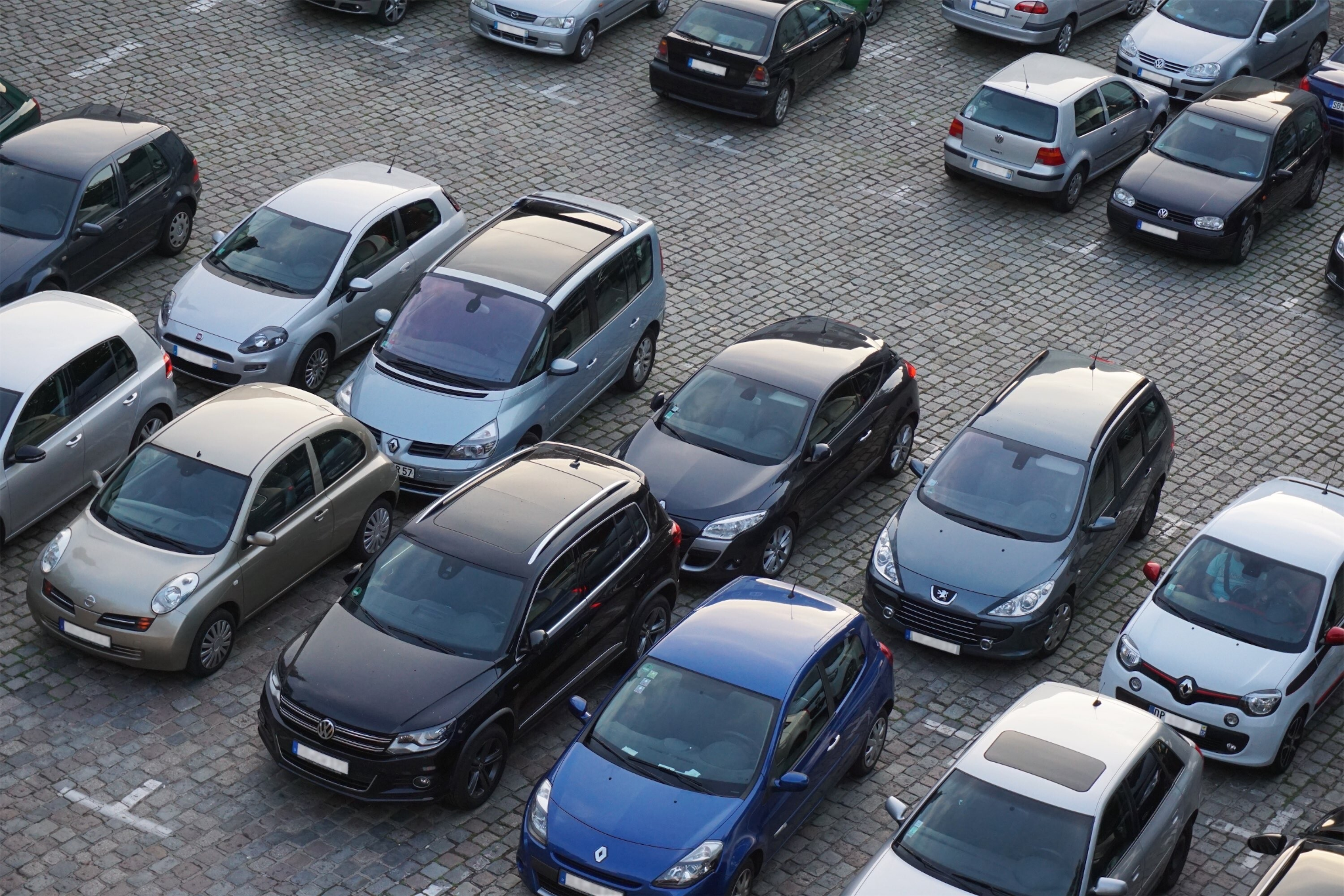 The problem of finding parking spaces and approaches to its solution - Image 2