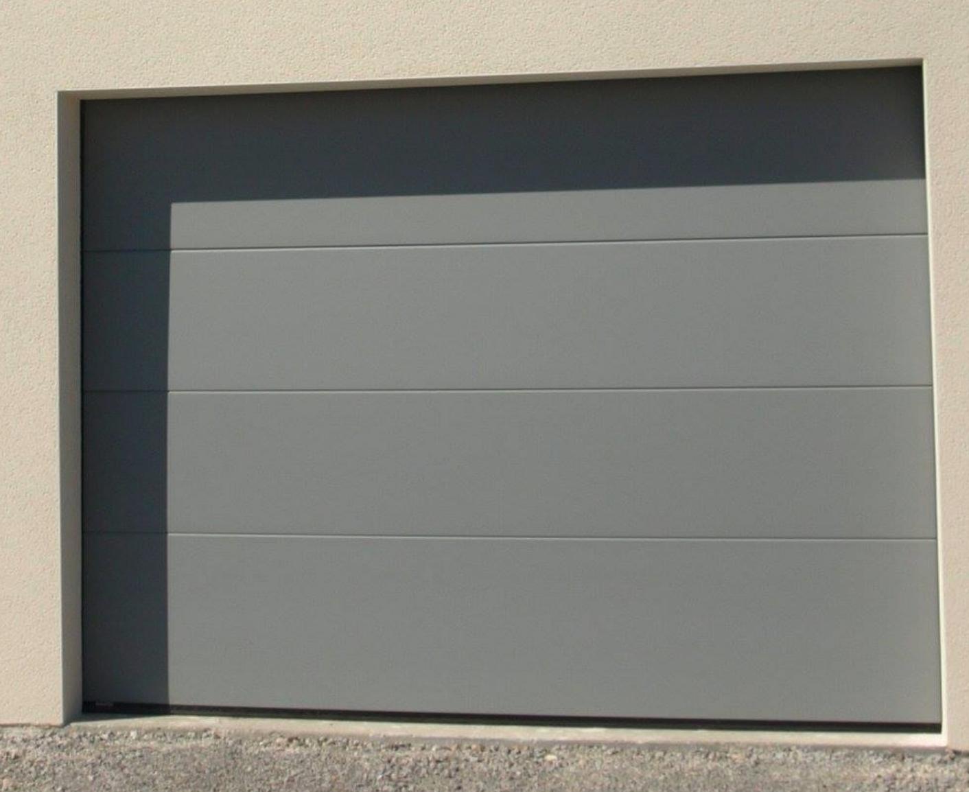 Devis porte de garage sectionnelle sur mesure for Portail de garage sectionnel sur mesure