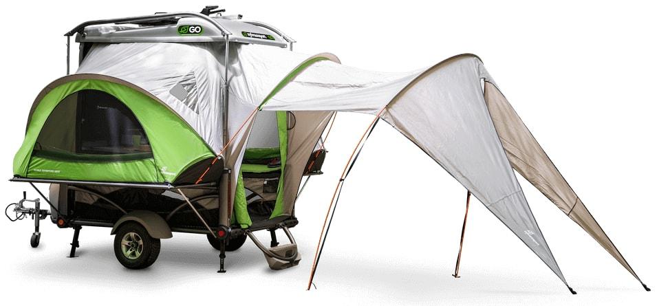 sylvansport go pop up camper picture