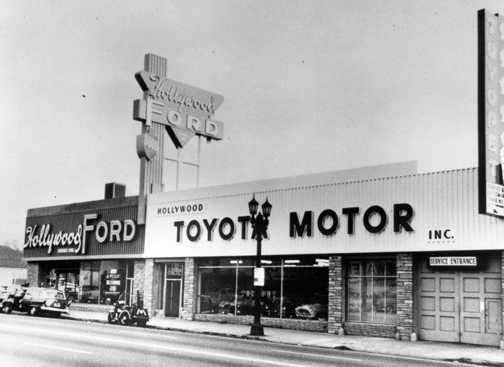 October 31, 1957 - Toyota establishes American headquarters - This Day in  Automotive History