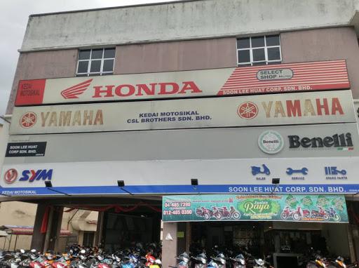 Soon Lee Huat Motor Sdn Bhd Motorcycle Dealer In Padang Serai