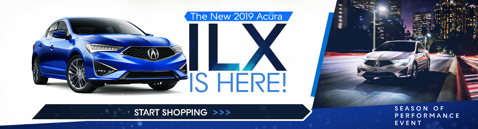 Acura Carland Season Of Performance New Vehicle Specials In Duluth
