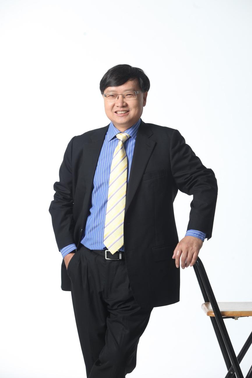 EMC全球副总裁 周西柱