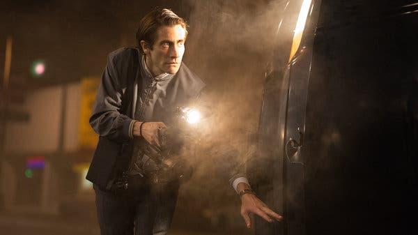 """Jake Gyllenhaal, """"Nightcrawler"""" da."""