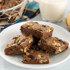 quick and easy movie night snacks fruits and nuts brownies