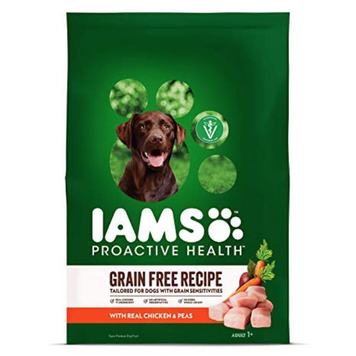 iams proactive health grain free recipe