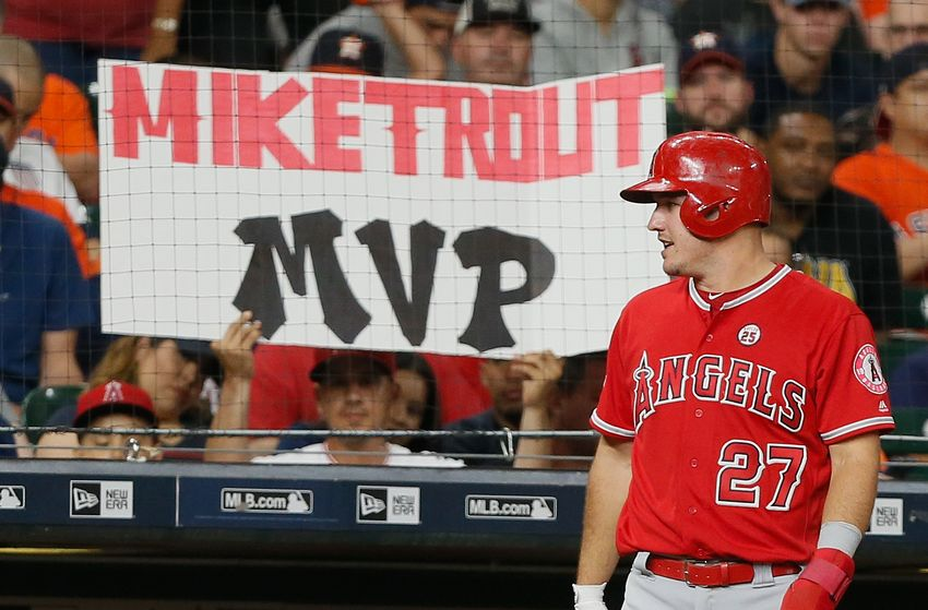 Image result for mike trout mvp