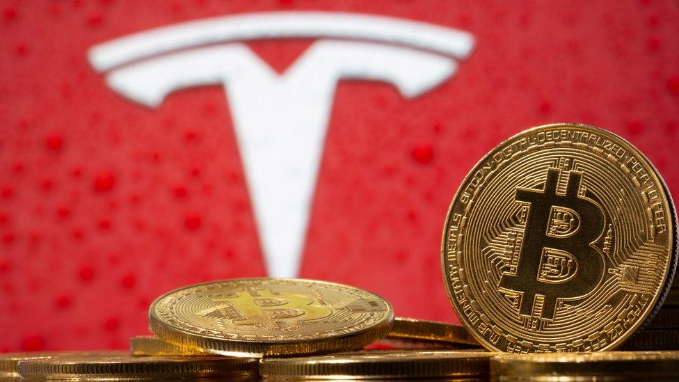 Tesla cars can be bought in Bitcoin - BBC News