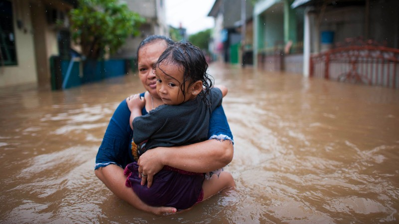 Sink or swim? An historic year of floods in Asia