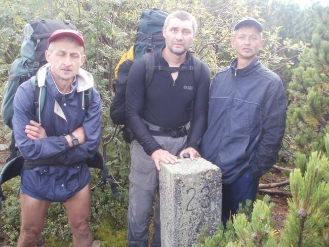 Отчет о горном спортивном походе 3 категории сложности по Карпатам