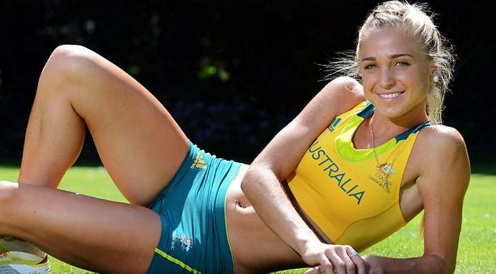 Genevieve LaCaze (Australian Athletics)
