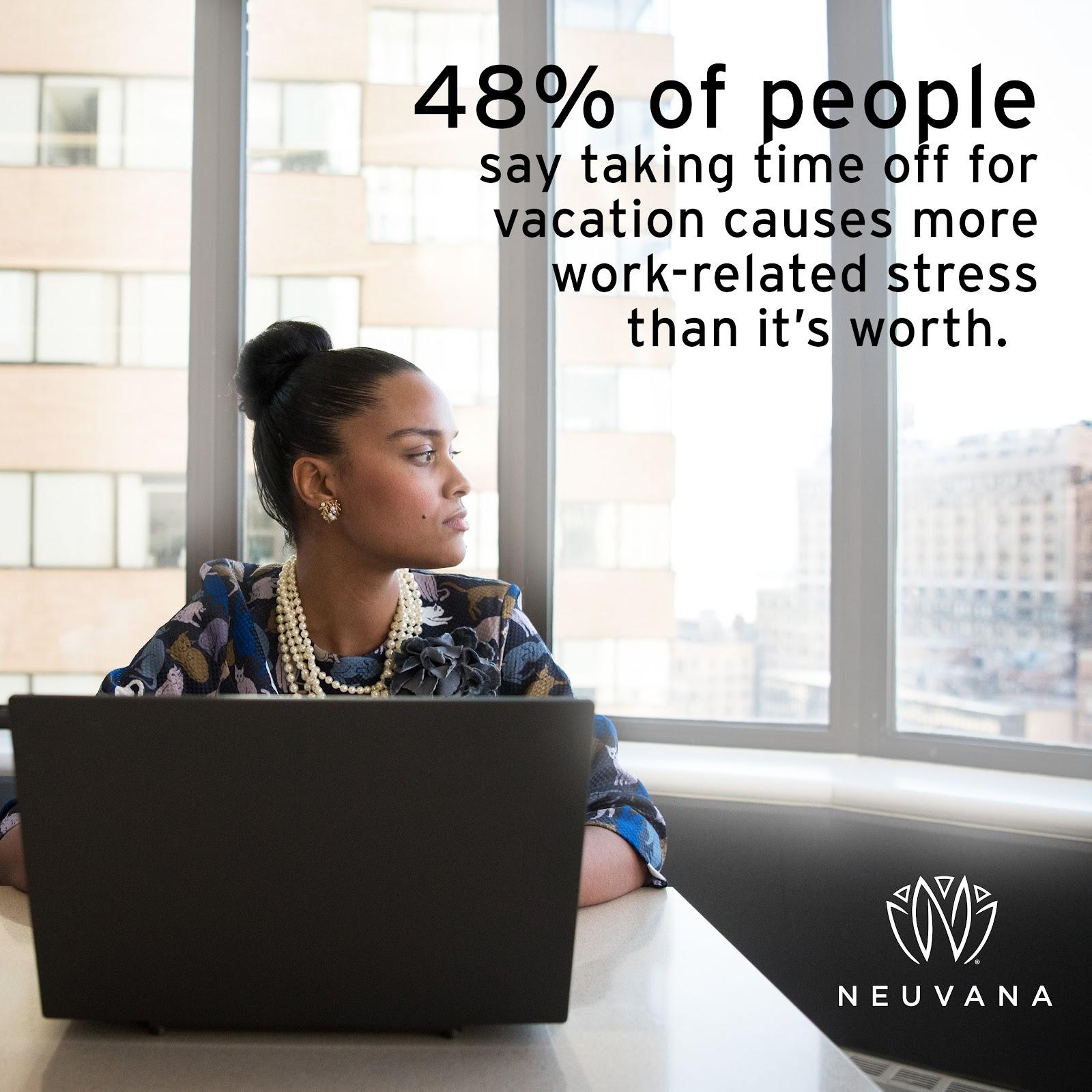 Vacation time Neuvana Life