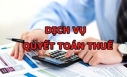 Dịch vụ quyết toán thuế tại HCM là dịch vụ gì?