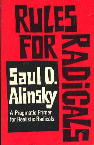 "First published in 1971, Rules for Radicals is Saul Alinsky's impassioned counsel to young radicals on how to effect constructive social change and know ""the difference between being a realistic radical and being a rhetorical one."" Written in the midst of radical political developments whose direction Alinsky was one of the first to question, this volume exhibits his style at its best. Like Thomas Paine before him, Alinsky was able to combine, both in his person and his writing, the intensity of political engagement with an absolute insistence on rational political discourse and adherence to the American democratic tradition."