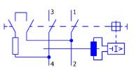Zabezpieczenie różnicowo prądowe - wyłącznik różnicowoprądowy dwupolowy