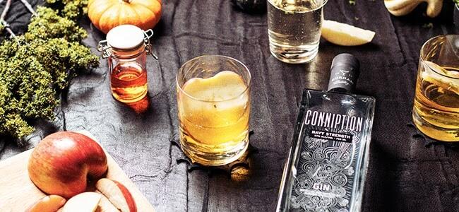 Durham Distillery's Halloween Drink Idea