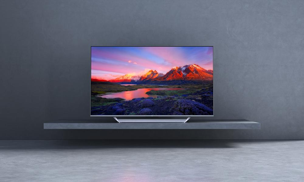 A tv on a wall  Description automatically generated with medium confidence