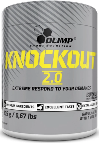 knockout 2.0 pre workout