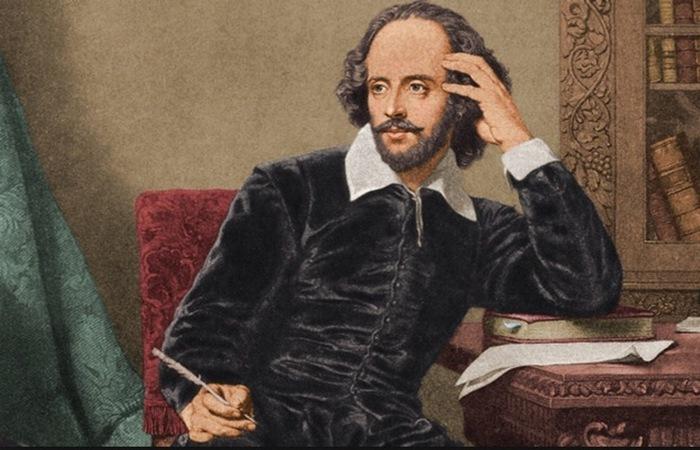 Trong di chúc, Shakespeare để lại
