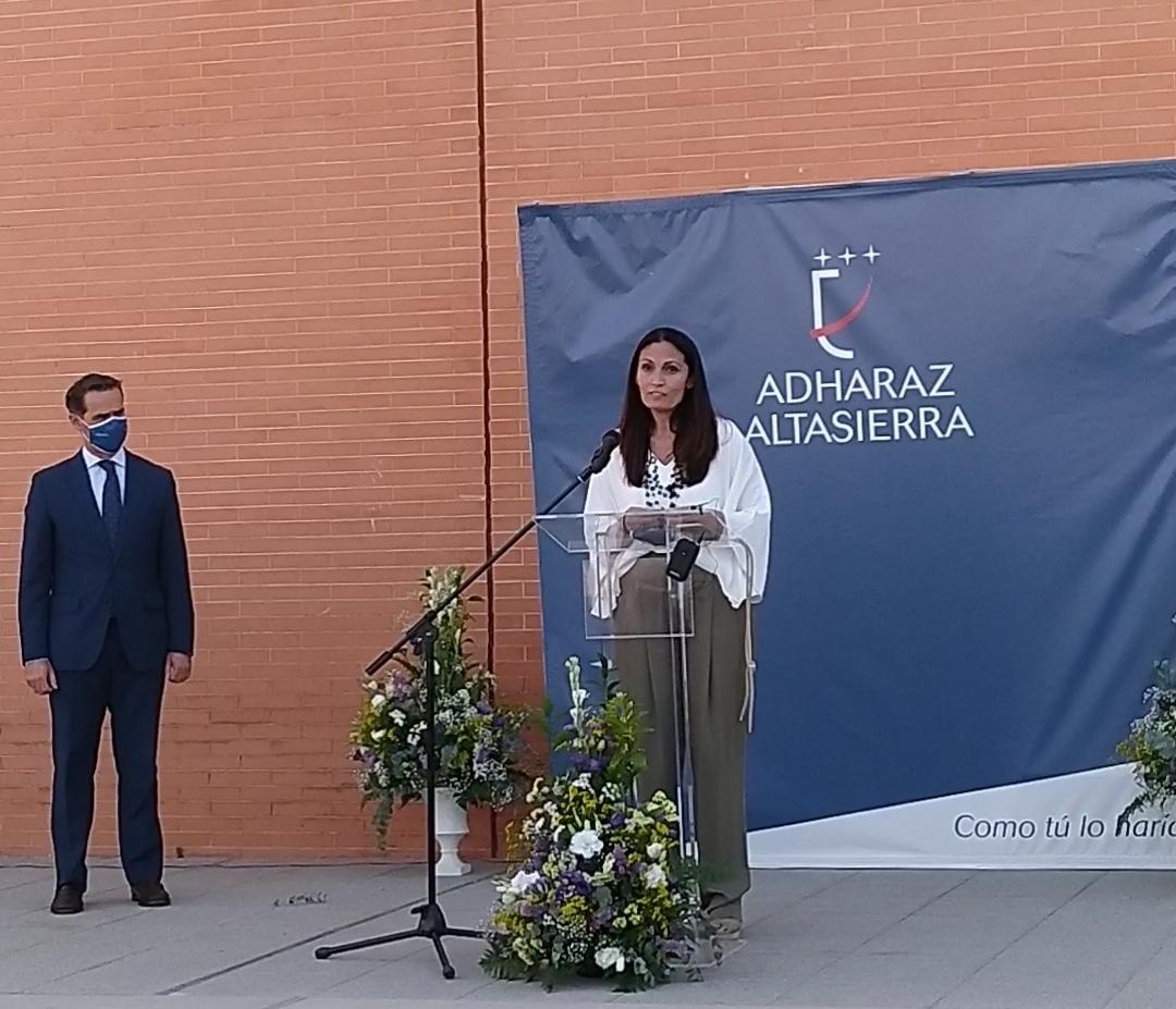 Alumnos Adharaz-Altasierra Exposición PEP 9