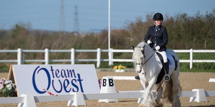 Quest | British Dressage