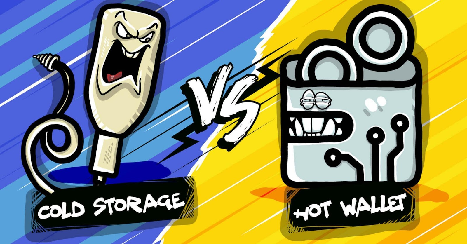Cold Storage vs Hot Wallet: Differences you need to know | Crypto ...