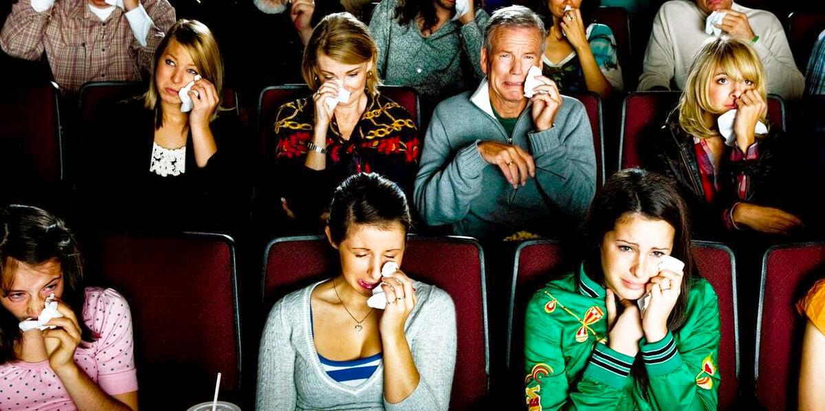 Люди, плачущие во время фильма, кто они? | Популярная психология | Яндекс  Дзен