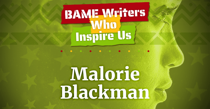 bame writers malorie blackman