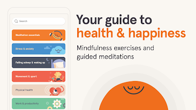 headspace - finest meditation apps