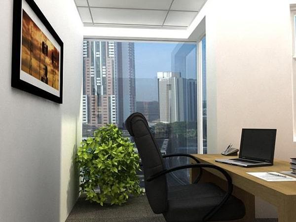 Cần lựa chọn nội thất cho phòng giám đốc nhỏ kỹ lưỡng