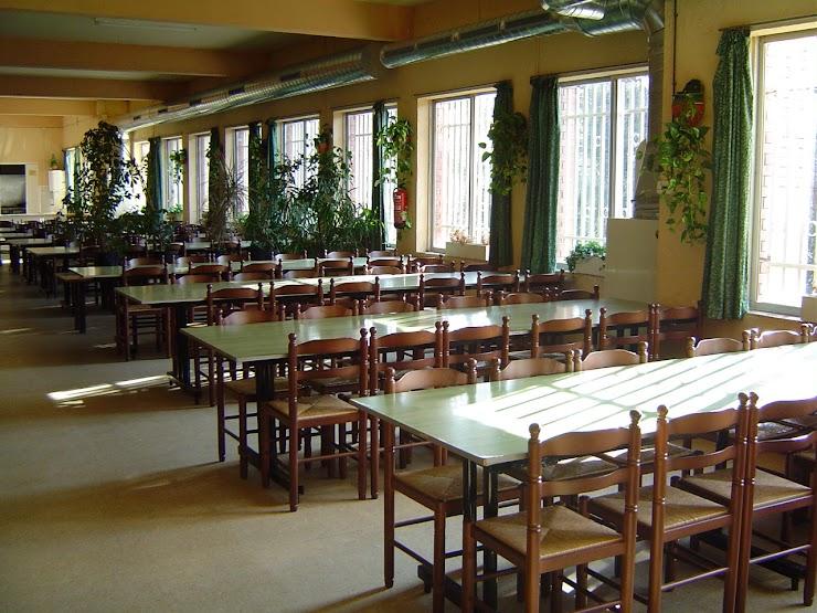 """Casa de colònies """"El Pinatar"""" - Menjador i cuina pròpia"""