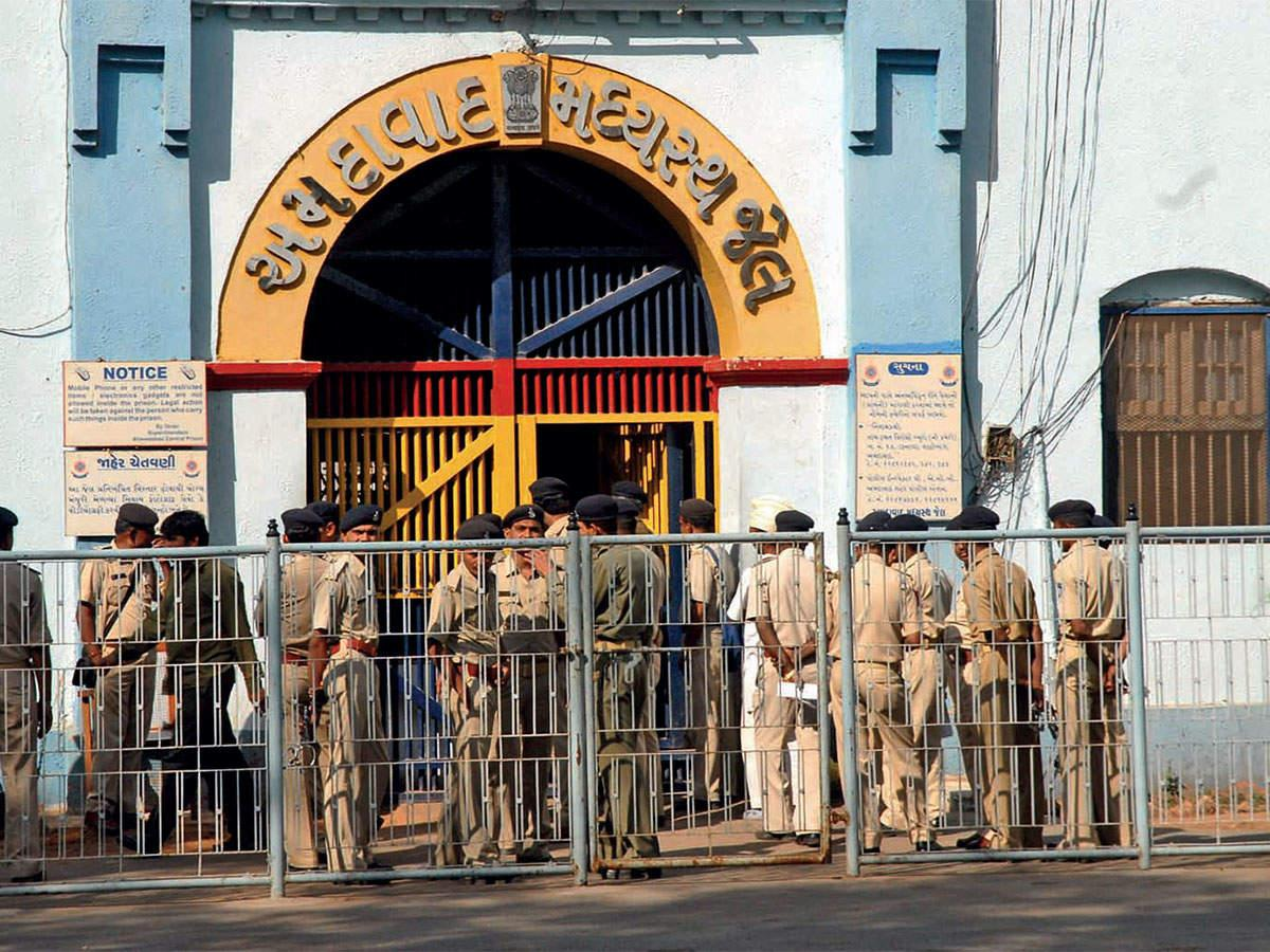 Sabarmati Central Jail: Pak prisoners' security upped at Sabarmati jail
