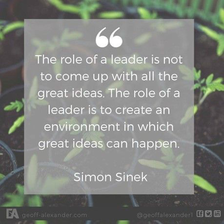 Simon Sinek - Quote